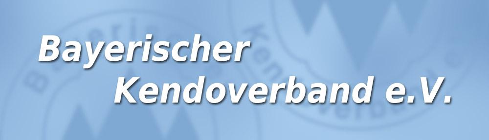 Bayerischer Kendoverband e. V.